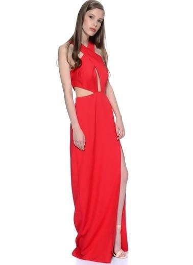 Glamorous Elbise Kırmızı